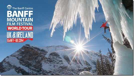 Banff Mountain Film Festival UK and Ireland
