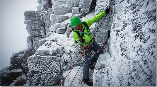 Winter Climbing at Glenmore Lodge
