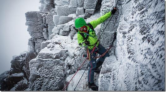 Winter Climbing at Glenmore Lodge
