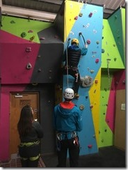Ice Climbing Training Wall Glenmore Lodge