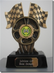 Jubilee Grand Prix Winners Trophy