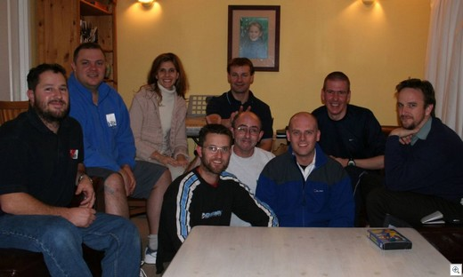 Last Killimanjaro Team Meetup