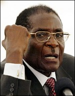 Robert Mugabe moves up the Worlds 10 Worst dictators listing