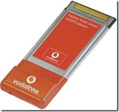 Vodafone 3g Data Card