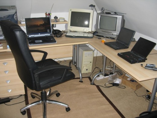 Richard Byroms Home Office