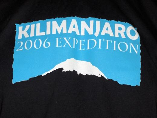 Kilimanjaro Expedition Team T-Shirt