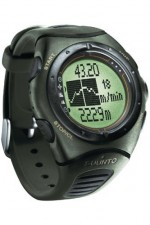 Suunto X6 - a watch with altimeter, barometer, compass and clinometer